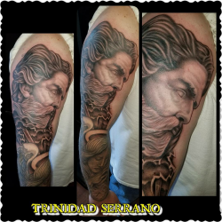 Trinidad's Tattoo Example