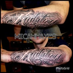 Micah's Tattoo Example